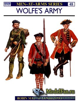 Osprey - Men-at-Arms 48 - Wolfe's Army