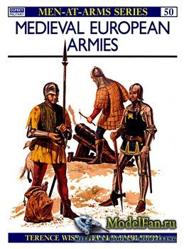 Osprey - Men-at-Arms 50 - Medieval European Armies