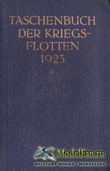 Taschenbuch der Kriegsflotten 1923 (Bruno Weyer)