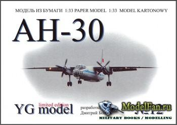 YG model №12 - Ан-30