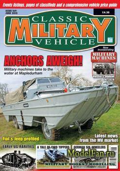 Classic Military Vehicles №169 (June 2015)