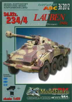 GPM 351 - SdKfz 234/4 Lauben