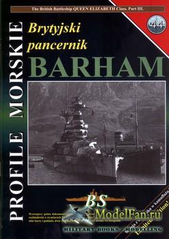 Profile Morskie 44 - Brytyjski Pancernik Barham