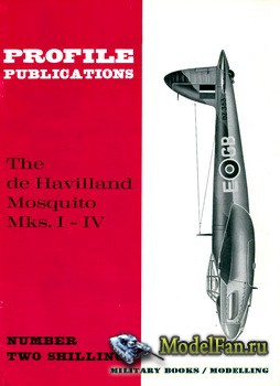 Profile Publications - Aircraft Profile №52 - The de Havilland Mosquito Mks ...