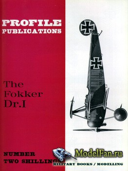 Profile Publications - Aircraft Profile №55 - The Fokker Dr.1