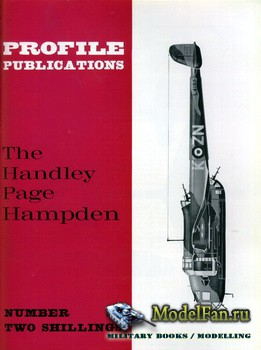 Profile Publications - Aircraft Profile №58 - The Handley Page Hampden