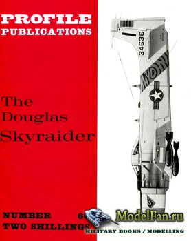 Profile Publications - Aircraft Profile №60 - The Douglas Skyraider