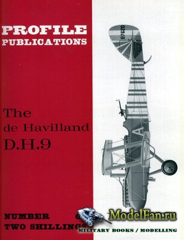 Profile Publications - Aircraft Profile №62 - The de Havilland D.H.9
