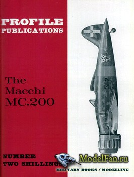 Profile Publications - Aircraft Profile №64 - The Macchi MC.200