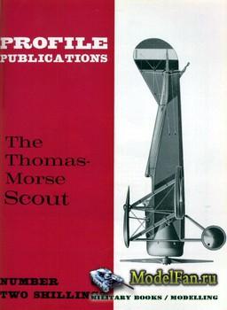 Profile Publications - Aircraft Profile №68 - The Thomas-Morse Scouts