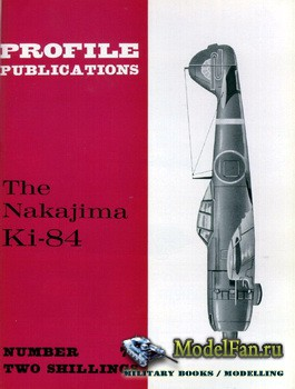 Profile Publications - Aircraft Profile №70 - The Nakajima Ki-84