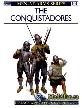 Osprey - Men-at-Arms 101 - The Conquistadores