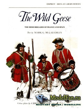 Osprey - Men-at-Arms 102 - The Wild Geese