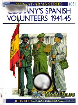 Osprey - Men-at-Arms 103 - Germany's Spanish Volunteers 1941-45