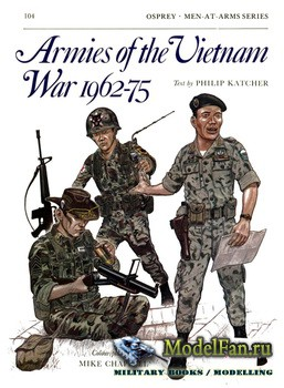 Osprey - Men-at-Arms 104 - Armies of the Vietnam War 1962-1975