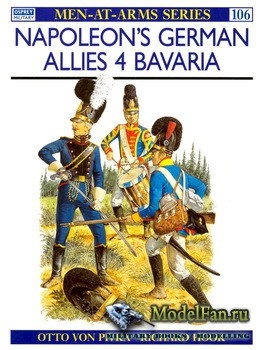 Osprey - Men-at-Arms 106 - Napoleon's German Allies (4) Bavaria