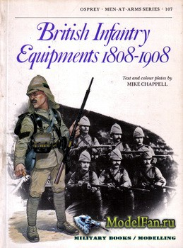 Osprey - Men-at-Arms 107 - British Infantry Equipments 1808-1908