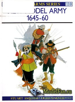 Osprey - Men-at-Arms 110 - New Model Army 1645-60