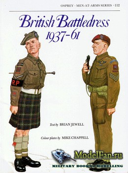 Osprey - Men-at-Arms 112 - British Battledress 1937–61