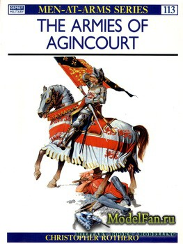 Osprey - Men-at-Arms 113 - The Armies of Agincourt
