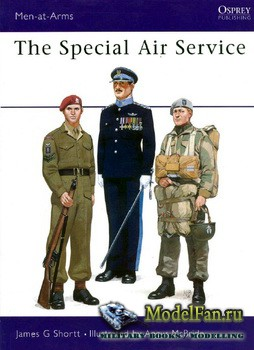 Osprey - Men-at-Arms 116 - The Special Air Service