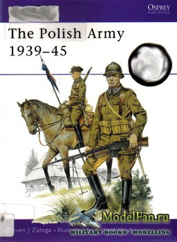 Osprey - Men-at-Arms 117 - The Polish Army 1939-45