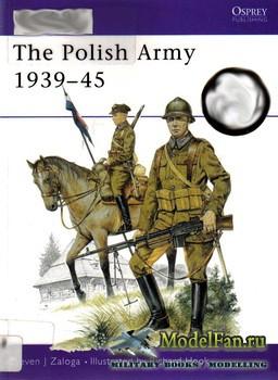 Osprey - Men-at-Arms 117 - The Polish Army 1939-45