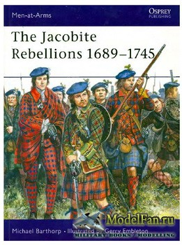 Osprey - Men-at-Arms 118 - The Jacobite Rebellions 1689-1745