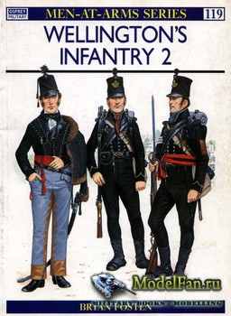 Osprey - Men-at-Arms 119 - Wellington's Infantry (2)