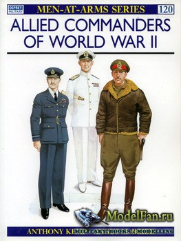 Osprey - Men-at-Arms 120 - Allied Commanders of World War II