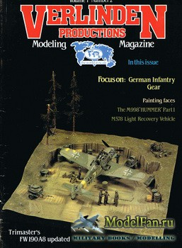 Verlinden Publications - Modeling Magazine (Volume 1 Number 2)