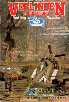 Verlinden Publications - Modeling Magazine (Volume 1 Number 3)