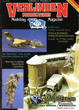 Verlinden Publications - Modeling Magazine (Volume 2 Number 4)