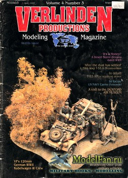 Verlinden Publications - Modeling Magazine (Volume 4 Number 3)