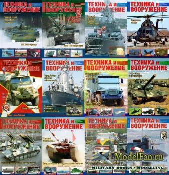Техника и вооружение №1-12 2014