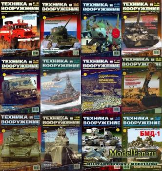 Техника и вооружение №1-12 2009