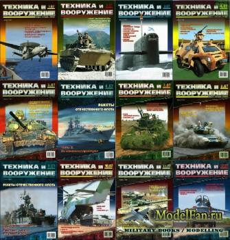 Техника и вооружение №1-12 2007
