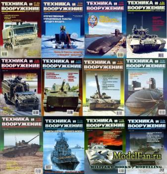 Техника и вооружение №1-12 2006