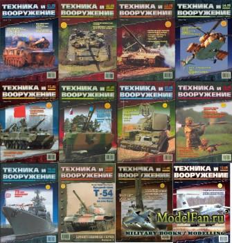 Техника и вооружение №1-12 2008