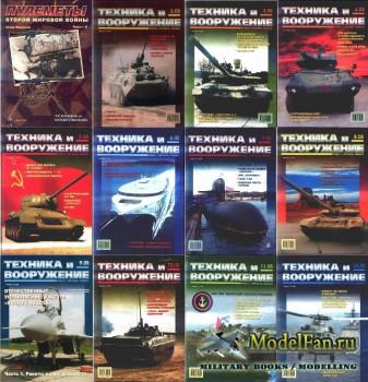 Техника и вооружение №1-12 2005