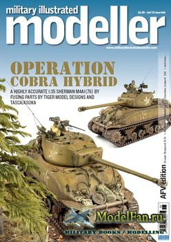 Military Illustrated Modeller №50 (June) 2015