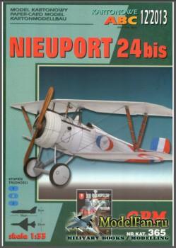 GPM 365 - Nieuport 24 bis