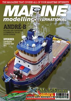 Marine Modelling International №6 2015