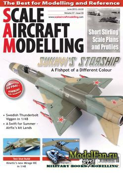 Scale Aircraft Modelling (June 2015) Vol.37 №04