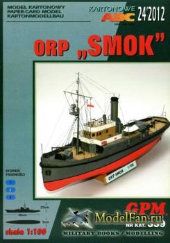 GPM 339 - ORP Smok