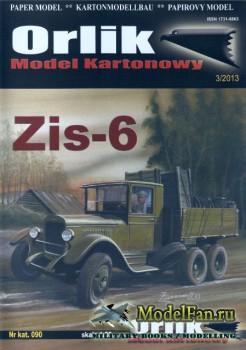 Orlik 090 - ZIS-6
