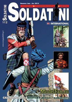 Soldatini №112 2015