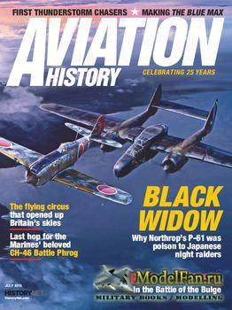 Aviation History (July 2015)