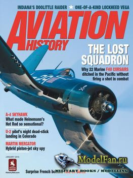 Aviation History (January 2015)