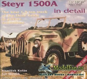 WWP Special Museum Line №9 - Steyr 1500A in Detail